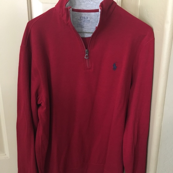Polo by Ralph Lauren Other - Polo Rolf Lauren Pullover. Soft Fleece. Small.